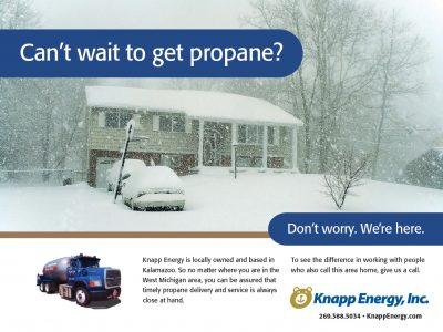 Knapp Energy, Inc. Print Ad