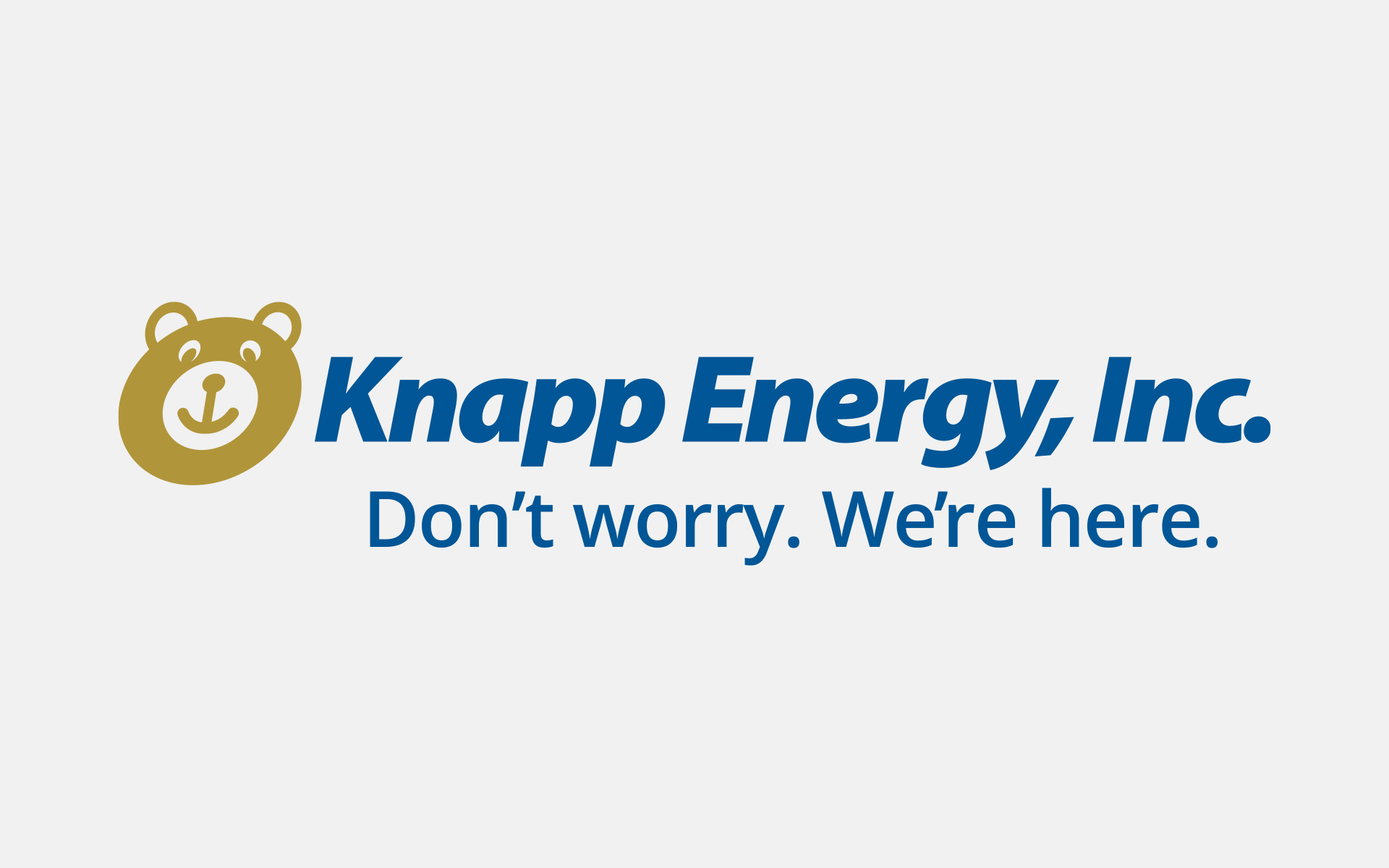 Branding - Knapp Energy, Inc.