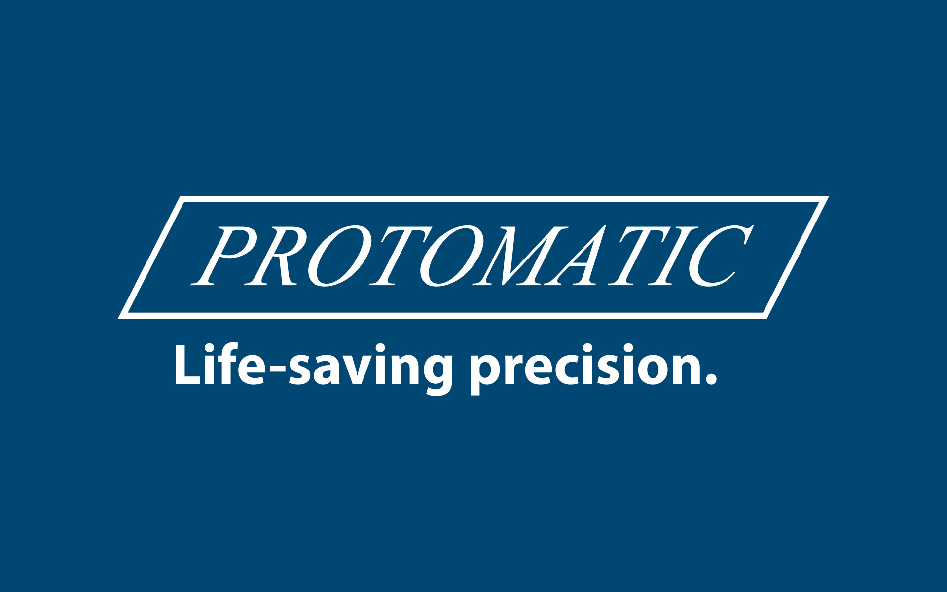 Branding - Protomatic, Inc.